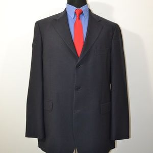 Brooks Brothers 44L Sport Coat Blazer Suit Jacket
